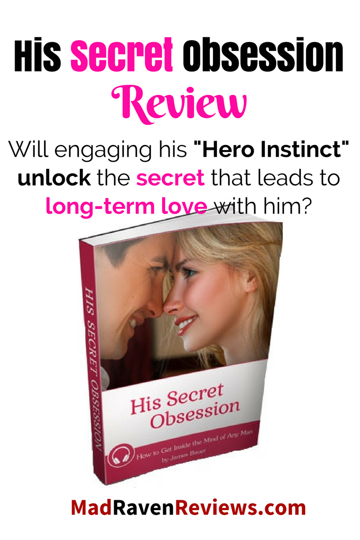 james bauer   his secret obsession review     and the