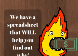 #1 Household Budgeting Spreadsheet [Free Download]