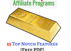 How to Analyze Top Earning Affiliate Programs Checklist [Free PDF]